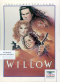 Willow Atari ST Front Cover