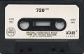 720º Commodore 64 Other Audio tape