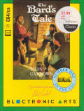 Tales of the Unknown: Volume I - The Bard's Tale Commodore 64 Front Cover