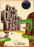 BC's Quest for Tires Commodore 64 Front Cover