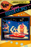 Super Password Commodore 64 Front Cover
