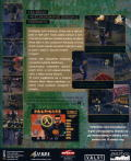 Half-Life: Opposing Force Windows Back Cover