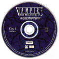 Vampire: The Masquerade - Redemption Windows Media Install Disc