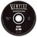 Vampire: The Masquerade - Redemption Windows Media Play Disc