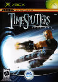 TimeSplitters: Future Perfect Xbox Front Cover