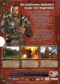 Gothic 3 Windows Back Cover