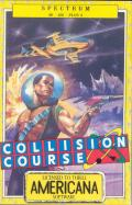 Collision Course ZX Spectrum Front Cover