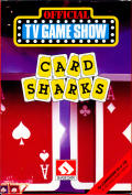 Card Sharks Commodore 64 Front Cover