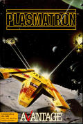 Plasmatron Commodore 64 Front Cover