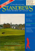Golf's Best: St. Andrews - The Home of Golf Apple II Front Cover