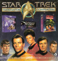Star Trek: Federation Compilation DOS Front Cover