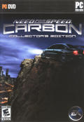 Need for Speed: Carbon (Collector's Edition) Windows Other Keep Case - Front