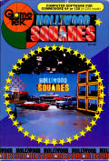 Hollywood Squares Commodore 64 Front Cover