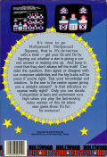Hollywood Squares Commodore 64 Back Cover