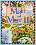 Might and Magic II: Gates to Another World Amiga Front Cover