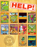 Help! Charity Compilation DOS Front Cover