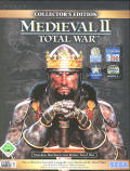 Medieval II: Total War (Collector's Edition) Windows Front Cover