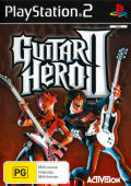 Guitar Hero II PlayStation 2 Other Keep Case - Front