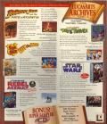 The LucasArts Archives Vol. I DOS Back Cover