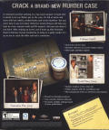 Law & Order II: Double or Nothing Windows Back Cover