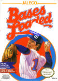 Bases Loaded NES Front Cover