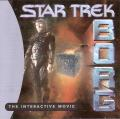 Star Trek: Borg Macintosh Other Jewel Case - Insert