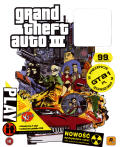 Grand Theft Auto III Windows Front Cover