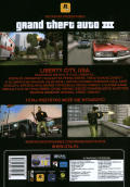 Grand Theft Auto III Windows Other Keep Case - Back