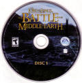 The Lord of the Rings: The Battle for Middle-Earth Windows Media Disc 1
