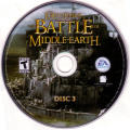 The Lord of the Rings: The Battle for Middle-Earth Windows Media Disc 3
