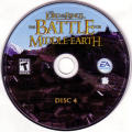 The Lord of the Rings: The Battle for Middle-Earth Windows Media Disc 4