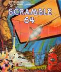 Scramble Commodore 64 Front Cover