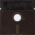 Classic Concentration: 2nd Edition Commodore 64 Media Disk 1/1 - Commodore side