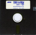 The Games: Summer Edition Commodore 64 Media Disk 1 of 2
