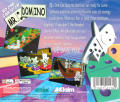 No One Can Stop Mr. Domino PlayStation Back Cover