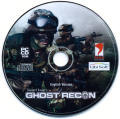Tom Clancy's Ghost Recon (Gold Edition) Windows Media Ghost Recon disc