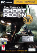 Tom Clancy's Ghost Recon (Gold Edition) Windows Front Cover