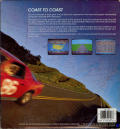 The Great American Cross-Country Road Race Commodore 64 Back Cover