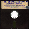 The Great American Cross-Country Road Race Commodore 64 Media