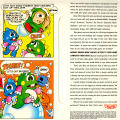 Bubble Bobble Commodore 64 Inside Cover Right Side