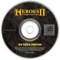 Heroes of Might and Magic II: The Succession Wars DOS Media