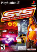 SRS: Street Racing Syndicate PlayStation 2 Front Cover