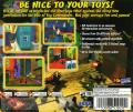 Toy Commander Dreamcast Back Cover