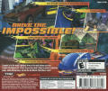 Hot Wheels: World Race Windows Back Cover