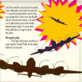 The Dam Busters Commodore 64 Inside Cover Right Flap