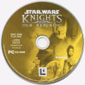Star Wars: Knights of the Old Republic Windows Media Disc 1