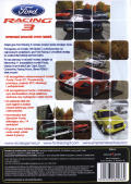 Ford Racing 3 Windows Back Cover