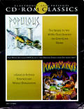 Powermonger / Populous II DOS Front Cover