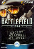 Battlefield 1942: Secret Weapons of WWII Windows Front Cover