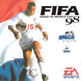 FIFA 98: Road to World Cup Windows Other Jewel Case - Front